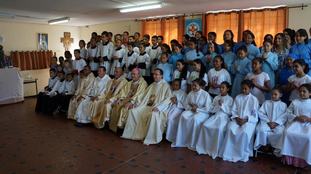 Paróquia Verbo Encarnado - Vila Guacuri (SP))