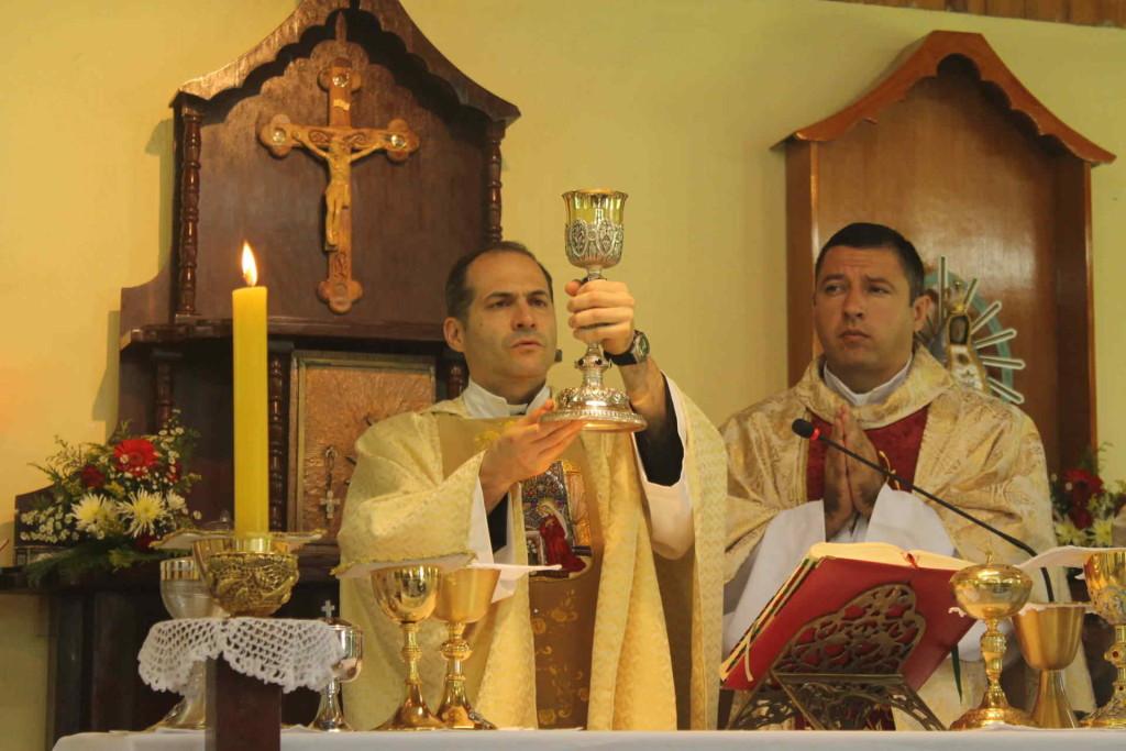 Santa Missa no Seminário