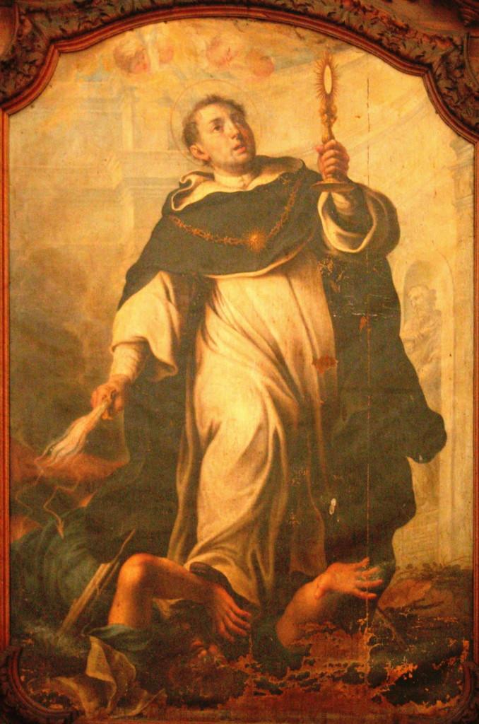 Sto. Tomás de Aquino - Michel Serre