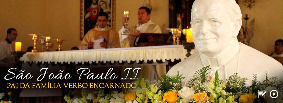 Solenidade São João Paulo II - 2015