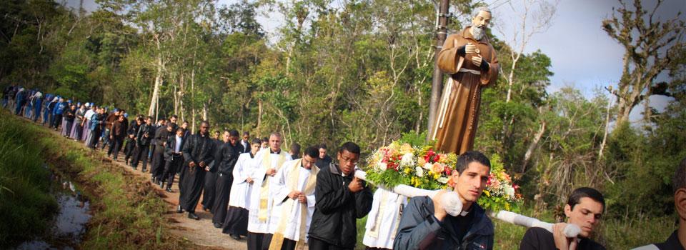 Festa de Padre Pio