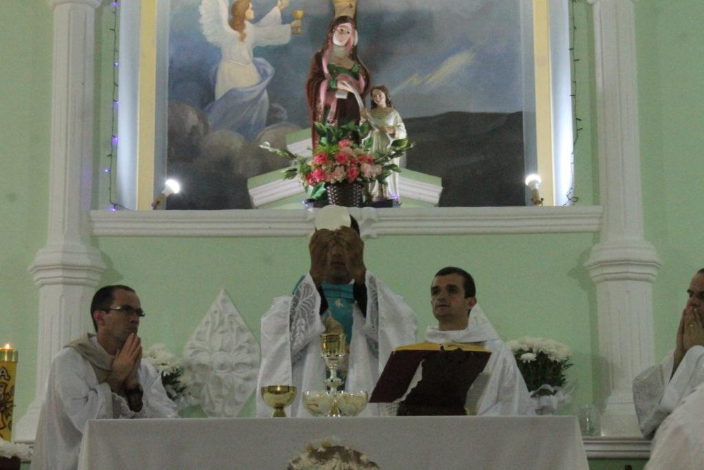 Primeira Missa - Campestre/MG