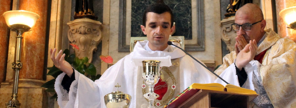 Primeiras Missas dos Neo-Sacerdotes